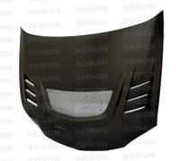 Seibon Carbon Fiber CW Hood - Mitsubishi Lancer Evo Viii / Ix (Ct9A) 2003-2007