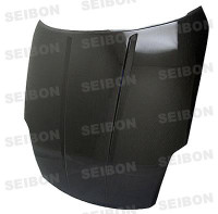 Seibon Carbon Fiber OEM Hood - Nissan 350Z / Fairlady Z (Z33)* 2002-2006