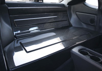 Seibon Carbon Fiber Rear Seat Panels (Pair) - Scion Frs 2012-2013