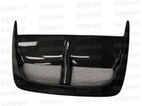 Seibon Carbon Fiber CW Hood Scoop - Subaru Impreza / Wrx 2002-2003