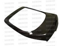 Seibon Carbon Fiber OEM Trunk/Hatch - Toyota Supra 1993-1998