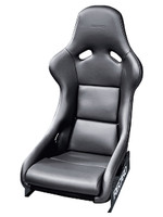 Recaro Pole Position Racing Seat | All Black Leather
