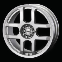 TOM'S IGETA Wheel - Silver - 18x7.5 +46 5x100