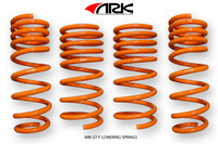 ARK Performance GT-F Lowering Springs - Infiniti G35 Coupe 03-06