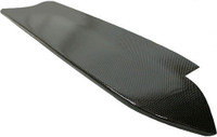 Megan Racing Carbon Fiber Spoiler - Honda 92-95 Civic hatch Spoon style Carbon wing