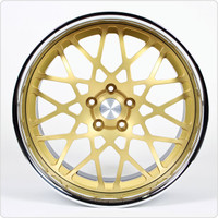 Rotiform 3 Piece Forged BLQ Wheel - Classic Profile