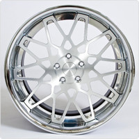 Rotiform 3 Piece Forged BLQ Wheel - Concave Profile