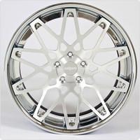 Rotiform 3 Piece Forged BLQ Wheel - Super Concave Profile
