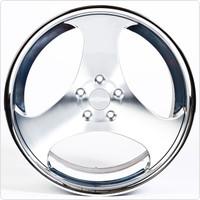 Rotiform 3 Piece Forged BRU Wheel - Concave Profile