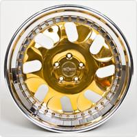 Rotiform 3 Piece Forged BWE Wheel - Classic Profile