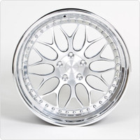 Rotiform 3 Piece Forged DAB Wheel - Classic Profile