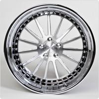 Rotiform 3 Piece Forged DUS Wheel - Convex Profile