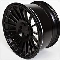 Rotiform 3 Piece Forged IND Wheel - Monolook Profile
