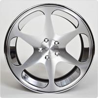 Rotiform 3 Piece Forged MHG Wheel - Monolook Profile