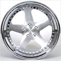 Rotiform 3 Piece Forged NUE Wheel - Classic Profile