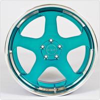 Rotiform 3 Piece Forged NUE Wheel - Concave Profile