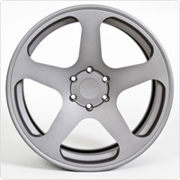 Rotiform 3 Piece Forged NUE Wheel - Monolook Profile