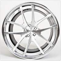 Rotiform 3 Piece Forged SNA Wheel - Super Concave Profile