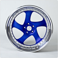 Rotiform 3 Piece Forged TMB Wheel - Classic Profile