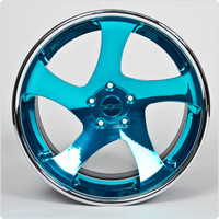 Rotiform 3 Piece Forged TMB Wheel - Concave Profile