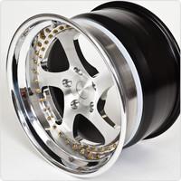 Rotiform 3 Piece Forged TMB Wheel - Convex Profile