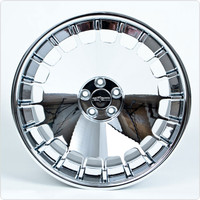 Rotiform 3 Piece Forged VCE Wheel - Concave Profile