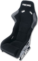 Recaro Profi XL Racing Seat | Black with White Logo