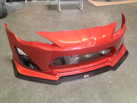 APR Front GT Bumper - Scion FR-S