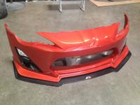 APR Front GT Bumper - Scion FR-S
