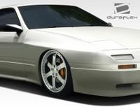 1986-1991 Mazda RX-7 Duraflex MTP Wide Body Front Fenders