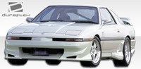 1986-1992 Toyota Supra Duraflex Demon Side Skirt Add On - 2 Pieces
