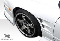 1989-1994 Nissan 240SX Duraflex D-1 Sport Fenders