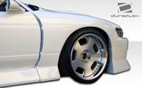 1989-1994 Nissan Silvia S13 Duraflex B-Sport Wide Body Front Fenders