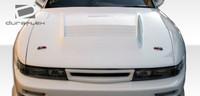 1989-1994 Nissan Silvia S13 Duraflex D-1 Hood