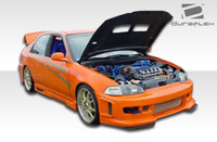 1992-1995 Honda Civic 2DR Duraflex Spyder Body Kit - 4 Pieces