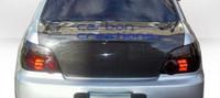 2002-2007 Subaru Impreza WRX STI 4DR Carbon Creations Carbon Fiber OEM Trunk -