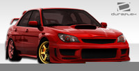 2006-2007 Subaru Impreza Duraflex Harmon Body Kit - 4 Pieces