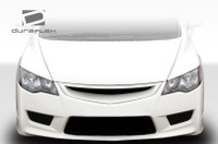 2006-2011 Honda Civic 4DR Duraflex JDM Type JS Type R Conversion Grille -