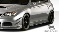 2008-2013 Subaru Impreza STI 2011-2013 Impreza WRX Duraflex VR