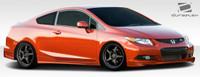 2012-2012 Honda Civic 2DR Duraflex H-Sport Body Kit