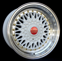 "ESM 002R Wheel - 15x8"""