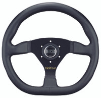 Sparco L360 Steering Wheel in Leather