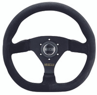 Sparco L360 Steering Wheel in Suede
