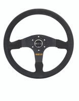 Sparco R375 Steering Wheel in Suede
