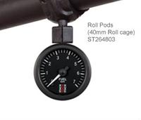Stack Roll-Cage Mount Kit for 52mm Gauge