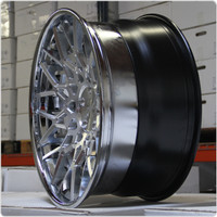 Rotiform 3 Piece Forged CSW Wheel - Concave Profile