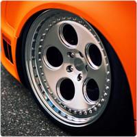 Rotiform 3 Piece Forged DIA Wheel - Concave Profile