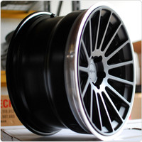 Rotiform 3 Piece Forged DUS Wheel - Monolook Profile