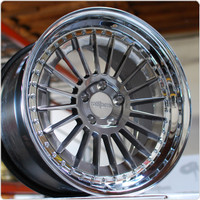 Rotiform 3 Piece Forged IND-T Wheel - Concave Profile