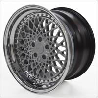 Rotiform 3 Piece Forged LHR Wheel - Flat Profile